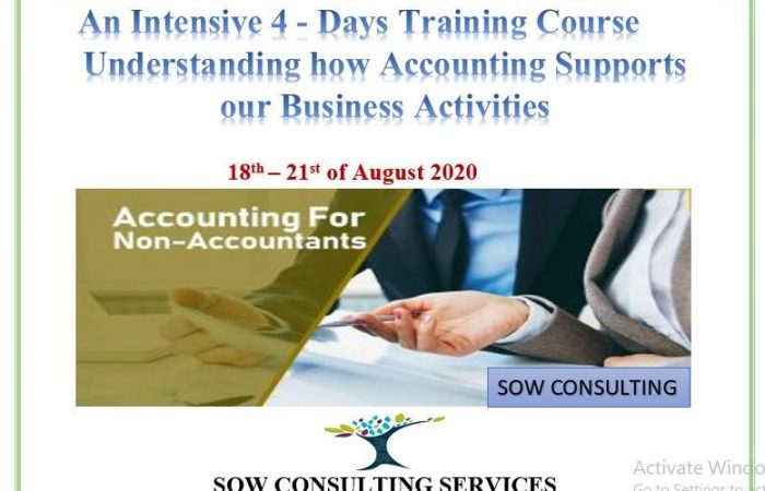 Non Accountants Training